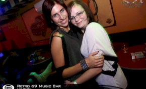 Debrecen, Retro 69 Music Bar - 2011. október 28. Péntek