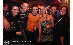 Debrecen, Retro 69 Music Bar - 2011. október 29. Szombat