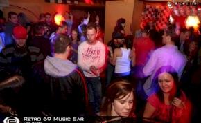 Debrecen, Retro 69 Music Bar - 2011. november 4. Péntek