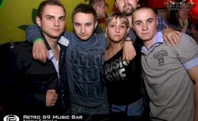 Debrecen, Retro 69 Music Bar - 2011. november 5. Szombat