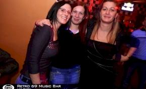 Debrecen, Retro 69 Music Bar - 2011. november 11. Péntek
