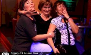 Debrecen, Retro 69 Music Bar - 2011. december 2. Péntek