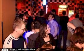Debrecen, Retro 69 Music Bar - 2011. december 9. Péntek