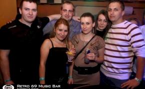 Debrecen, Retro 69 Music Bar - 2011. december 25. Vasárnap