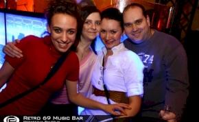 Debrecen, Retro 69 Music Bar - 2012. január 25. Szerda