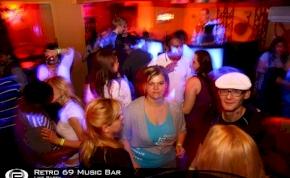 Debrecen, Retro 69 Music Bar - 2012. január 27. Péntek