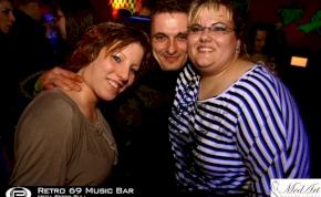 Debrecen, Retro 69 Music Bar - 2012. január 28. Péntek