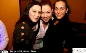Debrecen, Retro 69 Music Bar - 2012. február 3. Péntek