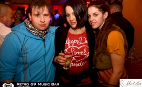 Debrecen, Retro 69 Music Bar - 2012. február 10. Péntek