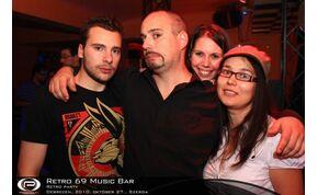 Debrecen, Retro 69 Music Bar - 2010. október 27. szerda