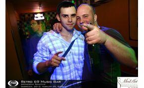Debrecen, Retro 69 Music Bar - 2012. február 29. Szerda