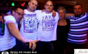 Debrecen, Retro 69 Music Bar - 2012. március 2. Péntek