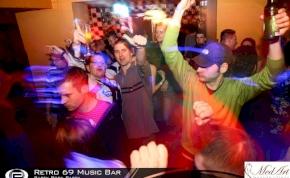 Debrecen, Retro 69 Music Bar - 2012. március 3. Péntek