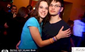Debrecen, Retro 69 Music Bar - 2012. március 7. Szerda