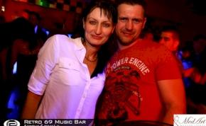 Debrecen, Retro 69 Music Bar - 2012. március 10. Szombat