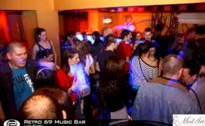Debrecen, Retro 69 Music Bar - 2012. március 16. Péntek