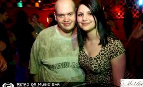 Debrecen, Retro 69 Music Bar - 2012. március 21. Szerda