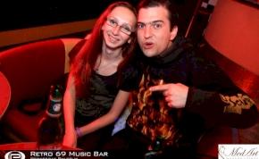 Debrecen, Retro 69 Music Bar - 2012. március 28. Szerda