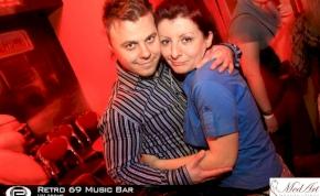 Debrecen, Retro 69 Music Bar - 2012. március 31. Szombat