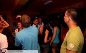 Debrecen, Retro 69 Music Bar - 2012. Július 7. Szombat
