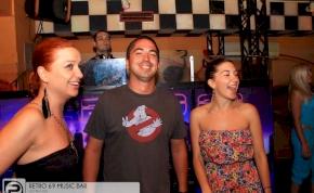 Debrecen, Retro 69 Music Bar - 2012. augusztus 25. Szombat