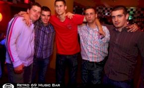 Debrecen, Retro 69 Music Bar - 2010. december 07. Kedd