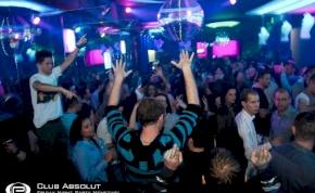 Nyíregyháza, Club Absolut - 2011. December 16. Péntek