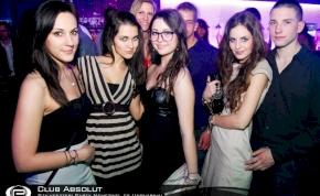 Nyíregyháza, Club Absolut - 2011. December 31. Szombat