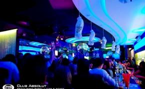 Nyíregyháza, Club Absolut - 2012. Február 10. Péntek