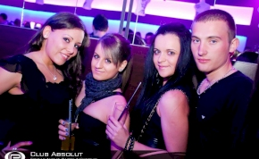 Nyíregyháza, Club Absolut - 2012. Március 16. Péntek