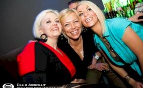 Nyíregyháza, Club Absolut - 2012. Március 23. Péntek