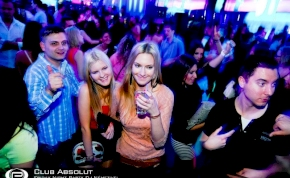 Nyíregyháza, Club Absolut - 2012. Március 30. Péntek