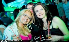 Nyíregyháza, Club Absolut - 2012. Április 20. Péntek