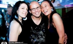 Nyíregyháza, Club Absolut - 2012. Május 11. Péntek