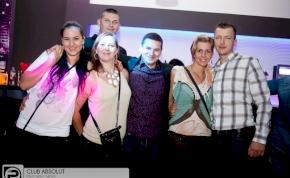 Nyíregyháza, Club Absolut - 2012. Szeptember 28. Péntek
