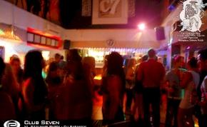 Nyíregyháza, Club Seven Café - 2011. Szeptember 19. Hétfő