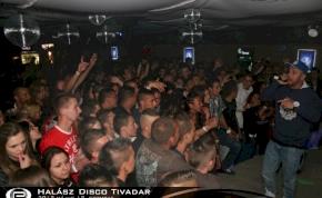 Tivadar, Halász Disco 2012.05.12. szombat GARAND OPENING Dj Jolly - Majka & Curtis