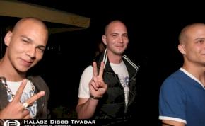 Tivadar, Halász Disco 2012.06.9. szombat Vilmos Night & Jolly
