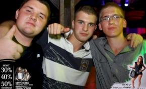 Gergelyiugornya, Nádas Disco - 2010. augusztus 20. péntek