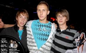 Gergelyiugornya, Nádas Disco - 2010. augusztus 28. szombat