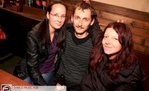 Debrecen,Diablo Music Pub - 2012. Október 26., Péntek