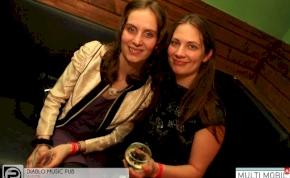 Debrecen,Diablo Music Pub - 2012. December 31., Hétfő