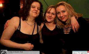 Debrecen,Diablo Music Pub - 2013. Január 4., Péntek