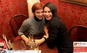 Debrecen, Eve's Cofe & Lounge- 2013. December 21., szombat este
