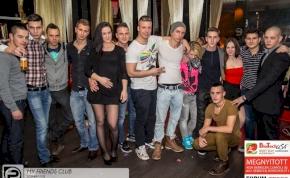 DEBRECEN, MY FRIENDS CLUB - 2014. MÁRCIUS 8., SZOMBAT
