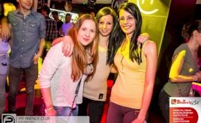 DEBRECEN, MY FRIENDS CLUB - 2014. ÁPRILIS 14., HÉTFŐ