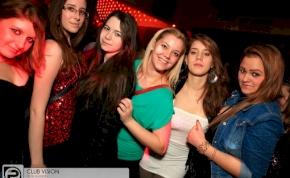 Debrecen, Club Vision - 2013. Február 20., Szerda