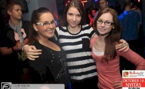 Debrecen, Club Vision - 2013. Október 16., Szerda