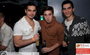 Debrecen, Club Vision - 2013. Január 8., Szerda