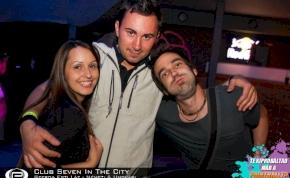 Nyíregyháza, Club Seven In The City - 2011. Június 1. Szerda